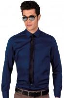 Coole Schwarze Krawatte