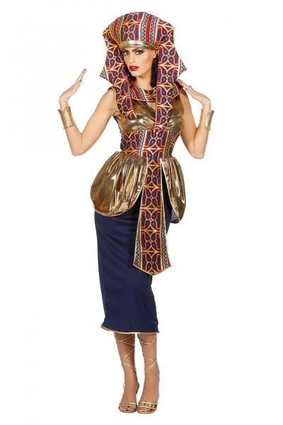 Glänzendes Damenkostüm Nakia Ägypten