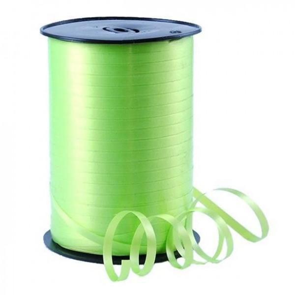 Lindgrünes Geschenkband 500m