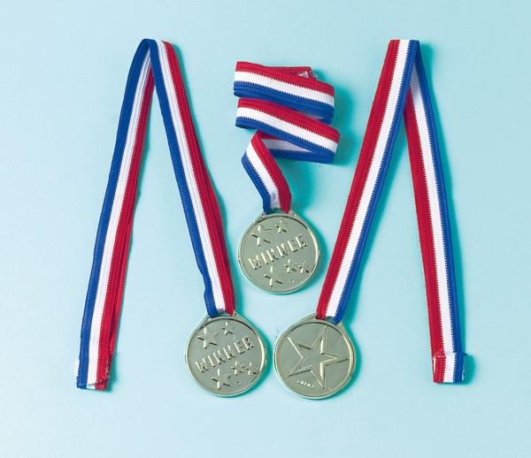 Siegerehrung Medaillen Night Of The Champions Silber
