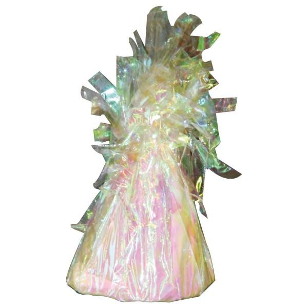 Palloncino peso iridescente 160g