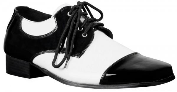 Mafiosi Gangster Schuhe Für Herren
