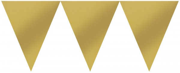 Golden Banner pennant chain 4.5m