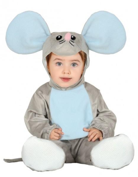 Mäuschen Manou Baby Kostüm