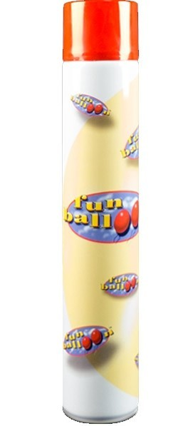 Helium Spraydose für einen Folienballon 38 cm 1