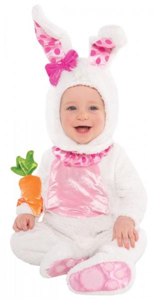 Plüsch Hase Babykostüm