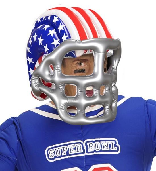 Aufblasbarer US Footballhelm