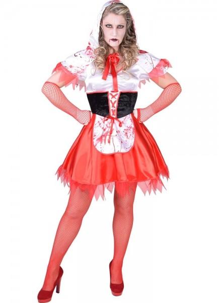 Zombie Red Riding Hood Kostüm Für Damen