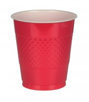 10 Party Buffet Becher Rot 355ml
