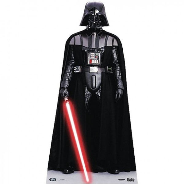 Darth Vader Pappaufsteller 1,95m