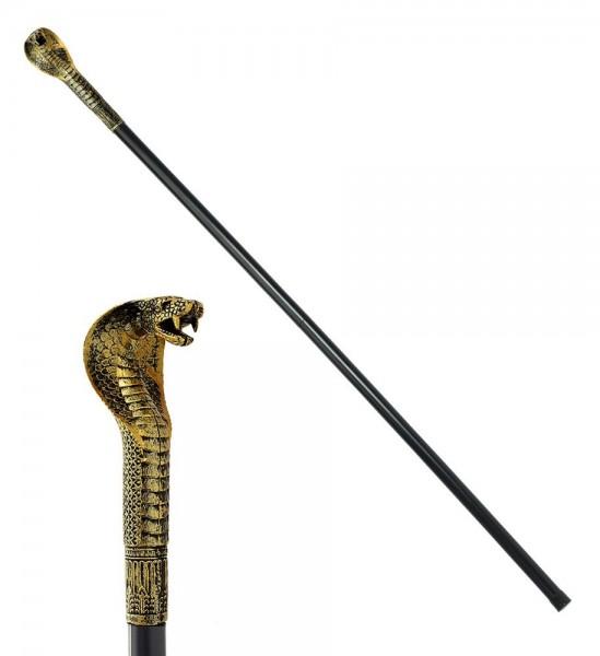 Pharaonen Zepter mit Kobra 110cm