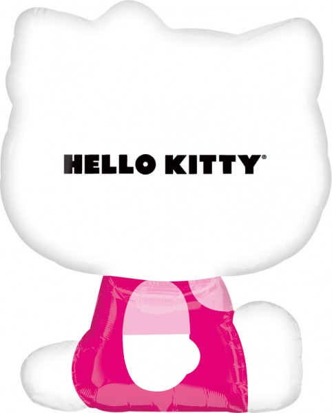 Balonik Hello Kitty