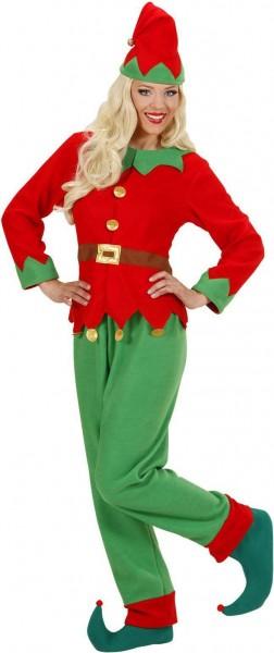 Costume d'elfe de Noël