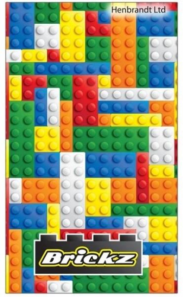 1 Brickz Notizblock 9,3 x 5,5cm