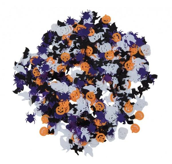 Confetti Halloween con motivi e colori diversi 30g
