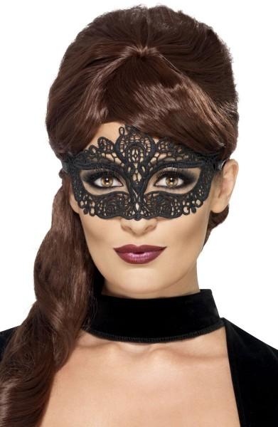 Masque en dentelle filigrane Venezia