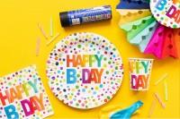 Happy Birthday Online Party Paket