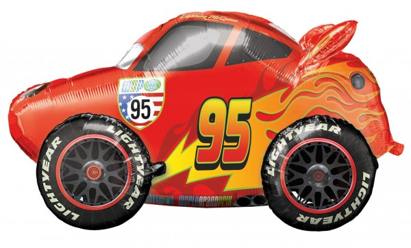 Airwalker Cars Lightning Mcqueen Xxl Party De