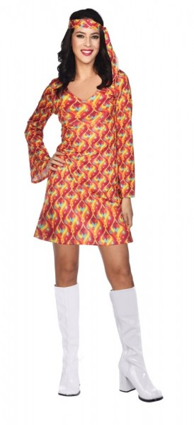 70's Party Girl Karma Costume