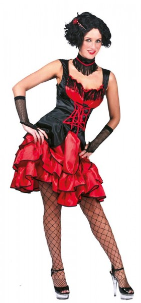 Country Saloon ladies costume