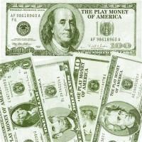 100 Casino Spielgeld Scheine