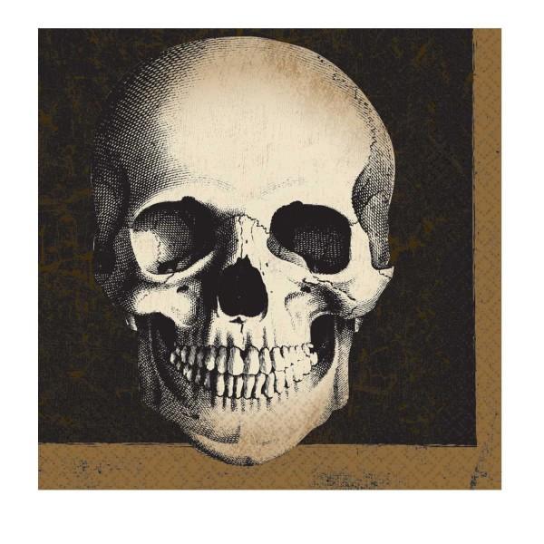 20 Boneyard Servietten 33cm