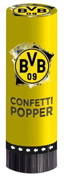 2 cañones de confeti del BVB Dortmund