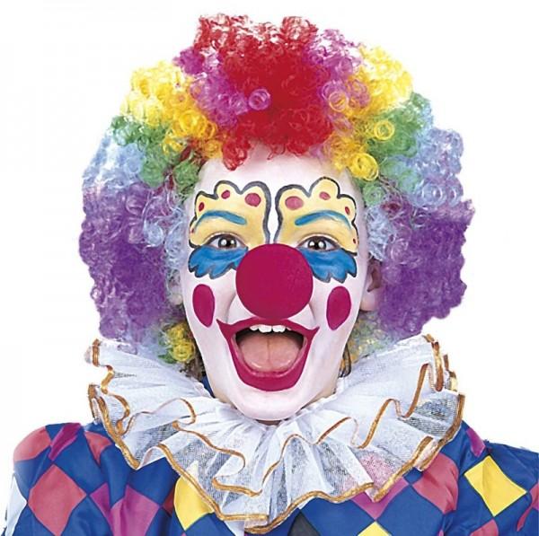 Clownsschminke Set Mit Nase