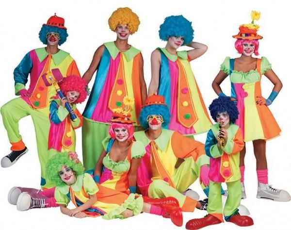 Schriller Sherman Clown Kinderkostüm