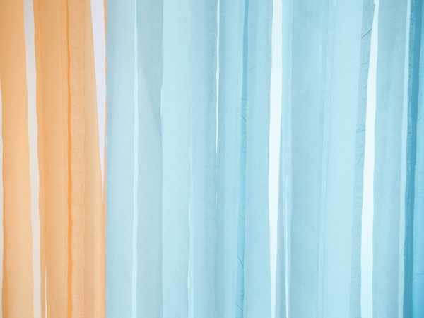 10m crepe paper ice blue 4 parts