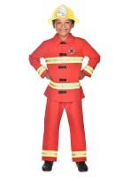 Costume de pompier pour enfant