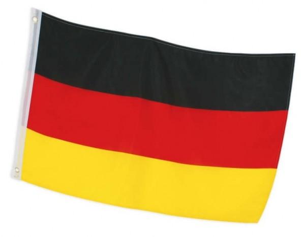 Deutschland Fan Flagge 90 x 150cm