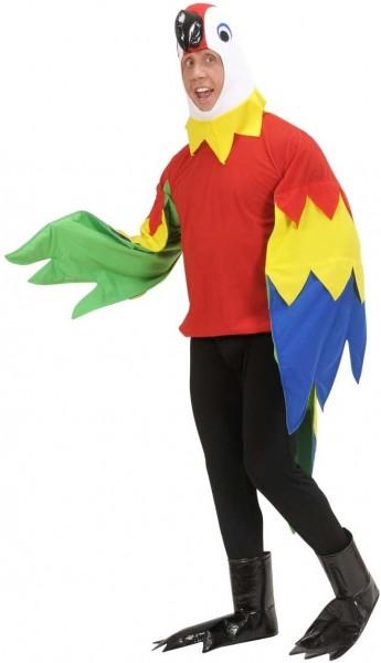Pierre Parrot Costume per adulti