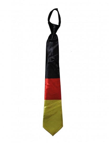 Fan Krawatte in Deutschland-Farben