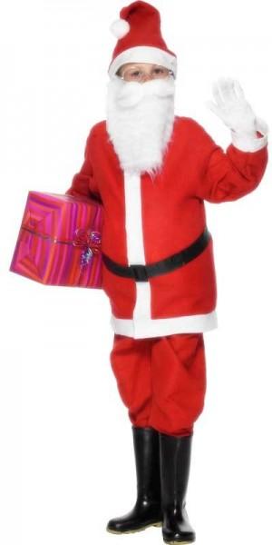 Santa Claus Junior Kostüm
