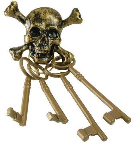 Piraten-Schlüssel Captain Jack