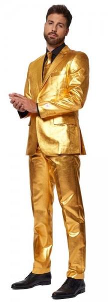 Groovy Gold OppoSuits Anzug für Herren