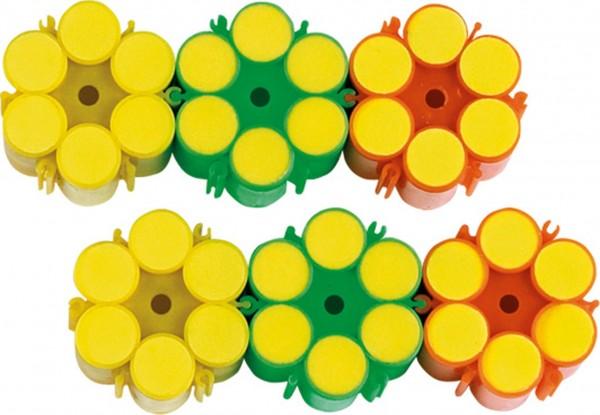 Munitions Party Fun Confetti 6 pièces
