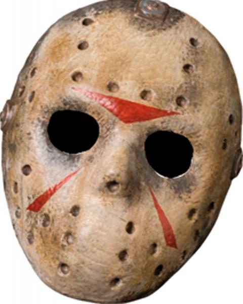Beige vrijdag Het 13e Jason-masker