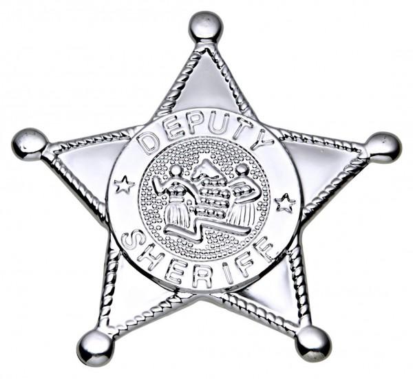Zastępca szeryfa Western Star Silver