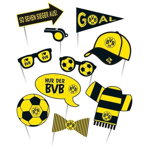 10 accesorios para fotos del BVB Dortmund