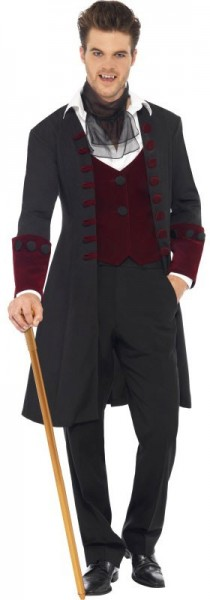 Nobel Vamipr Lord Nereus Men's Costume