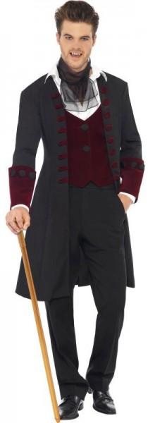 Nobel Vamipr Lord Nereus Herren Kostüm