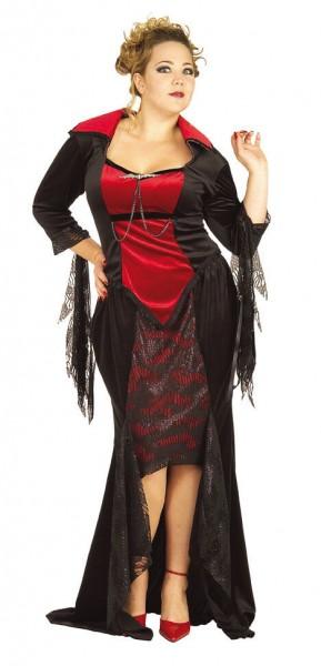 Elegante disfraz de vampiro Genoveva