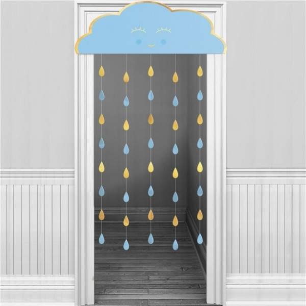 Oh lovely baby door curtain 96cm x 1.9m