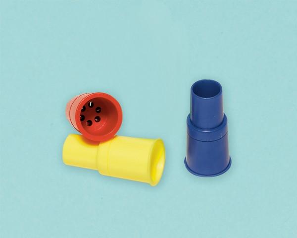 Kindergeburtstag Sirenen Pfeife Bunt 6 Stück