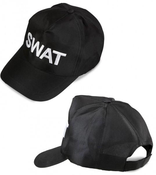 Polizei Cap SWAT Mütze Polizei Mütze SWAT Cap Polizeimütze Sondereinheit Mütze