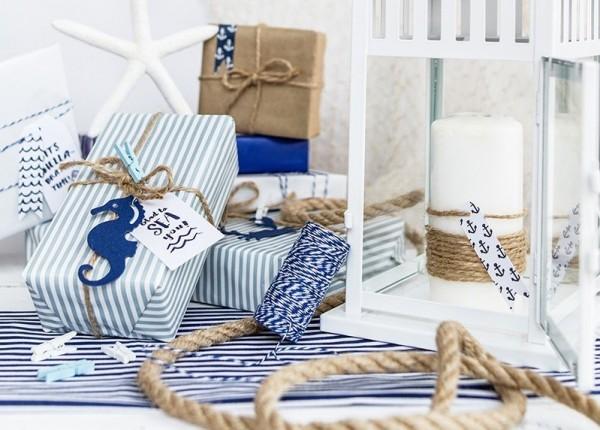 Ensemble de 13 cartes-cadeaux Ahoy