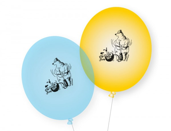 8 Dr. Brumm Latexballons