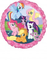 Folienballon My Little Pony Family